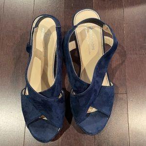 Pennington's Wedge Heels